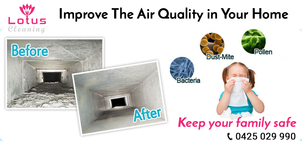 Air Conditioning Duct Cleaning Merrimu