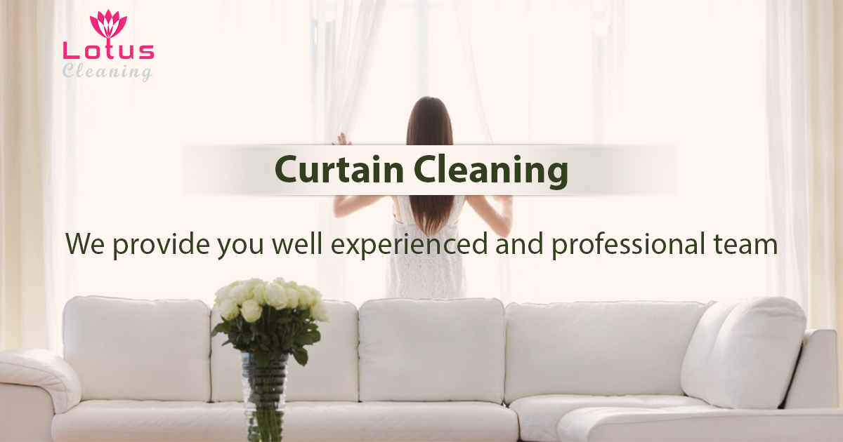 Curtain Cleaning Saint Helena