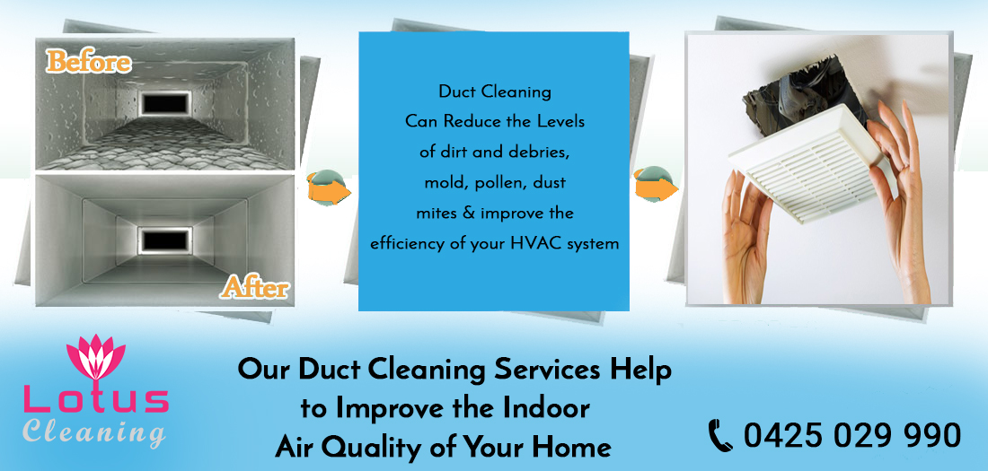 Duct Cleaning Hoddles Creek